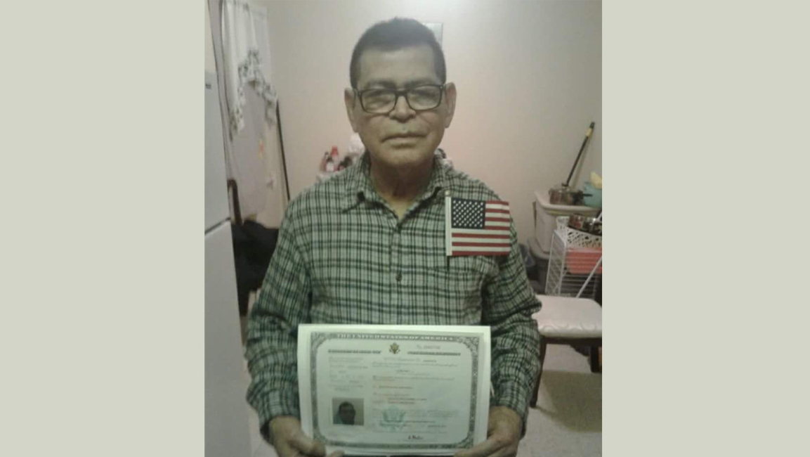 Congratulations, New Citizen!