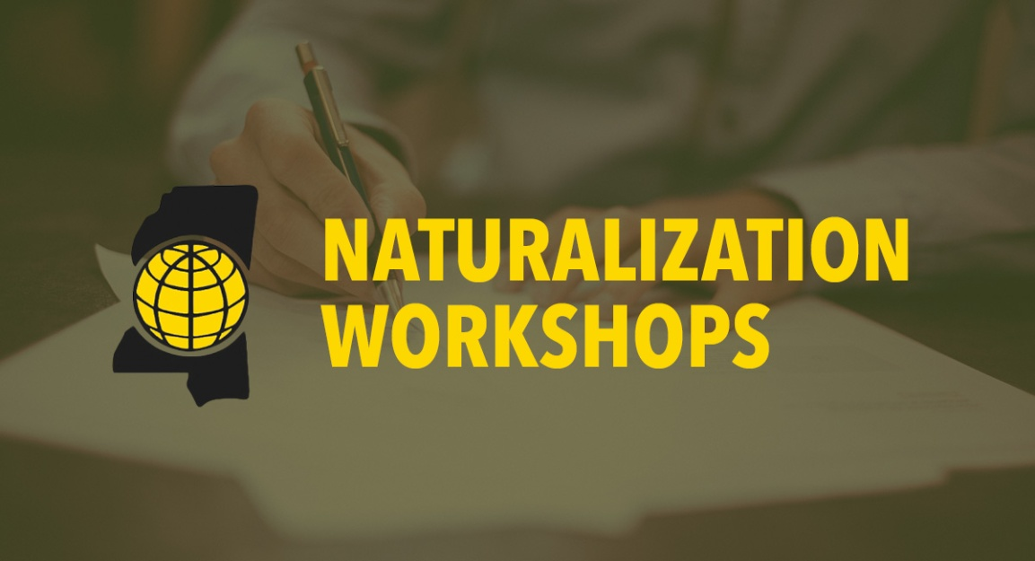 July Naturalization Workshop