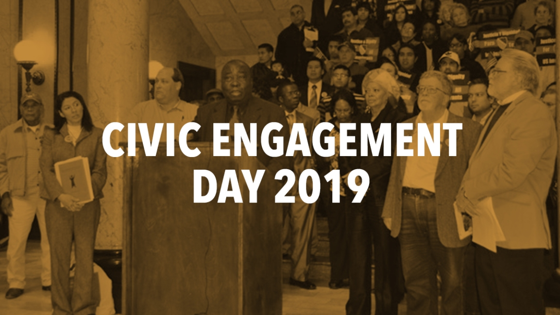 Civic Engagement Day2019